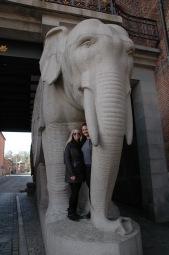 The Carlsberg Elephant. Copenhagen, Denmark (2015).