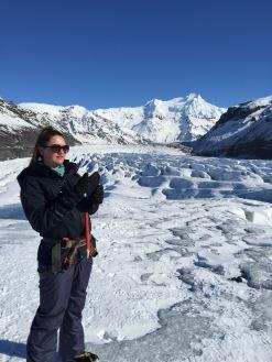Glacier Guide Hopeful. Iceland (2015).
